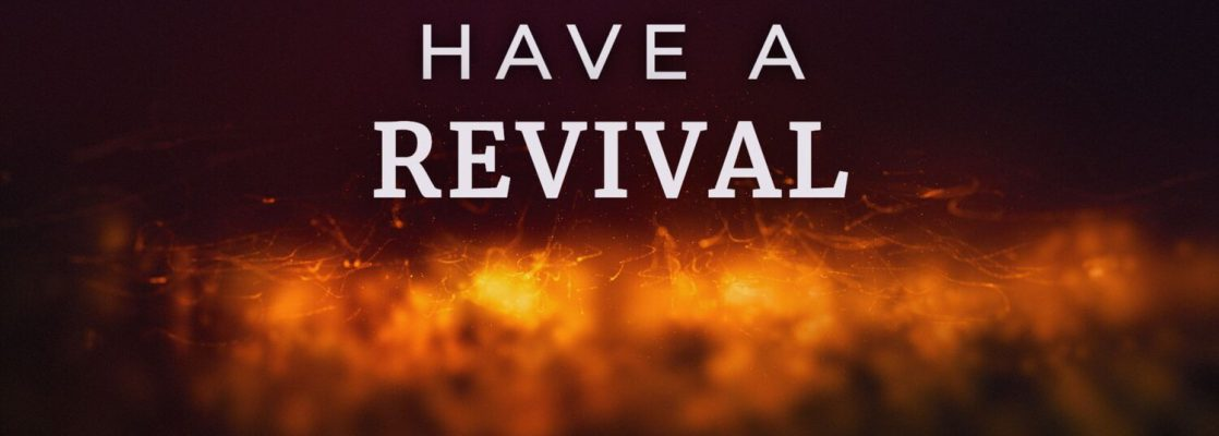 The time for revival